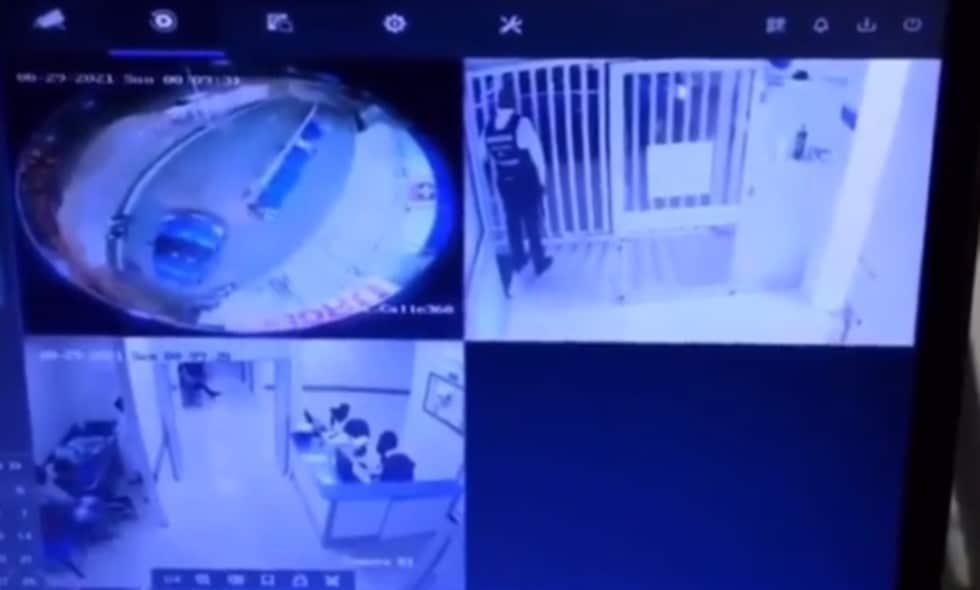 ¡Insólito! Sujetos se hicieron pasar por pacientes para robar el Hospital de Siloé
