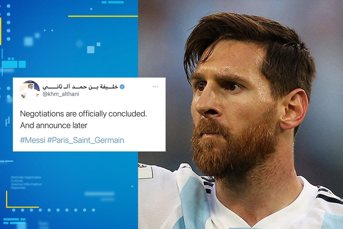 Lionel Messi tendría un acuerdo con el PSG y sería anunciado pronto
