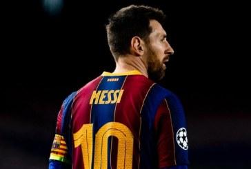 Estos fueron algunos memes de la salida de Messi del Barcelona