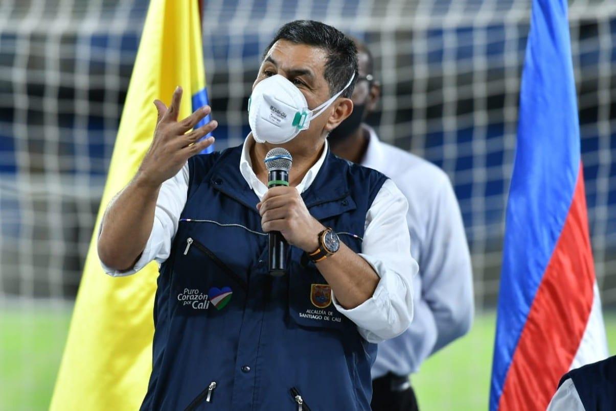 """""""No suspenderemos la prueba piloto"""": Ospina, sobre reapertura del Pascual Guerrero"""