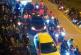 Descontrol en el Kilómetro 18 este fin de semana: trancas de hasta 5 horas