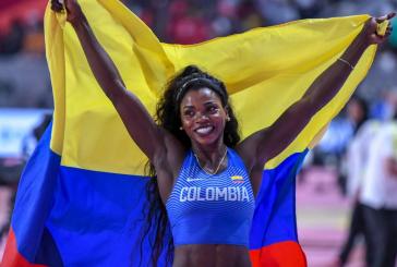 Caterine Ibargüen, 'La Gacela de Oro' anunció su retiro del atletismo olímpico