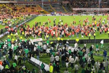 """Presidente Duque: """"Lo ocurrido en el fútbol son actos de vandalismo"""""""