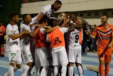 Deportivo Cali derrotó 2-3 a Alianza Petrolera de visitante en la Liga