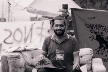 Ofrecen recompensa de 50 millones por asesinato del líder estudiantil Esteban Mosquera en Popayán