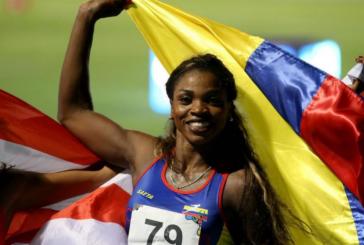 Caterine Ibargüen se despidió con elogios de sus últimos Juegos Olímpicos