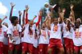Valle se corona campeón en Sub 15 femenina de fútbol