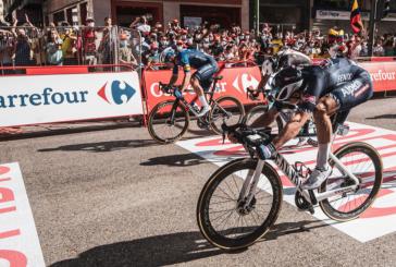 Vuelta a España: resumen, resultado y ganador de la etapa 2