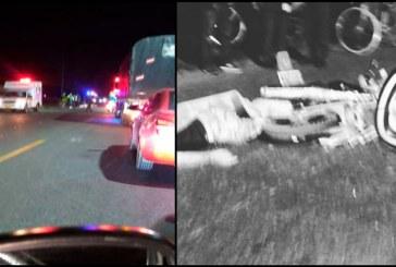 Un motociclista fallecido dejó trágico accidente en la vía Cali –Jamundí