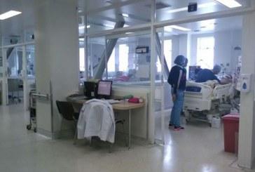 Hospitales del Valle, ahora en alerta amarilla por disminución de casos covid