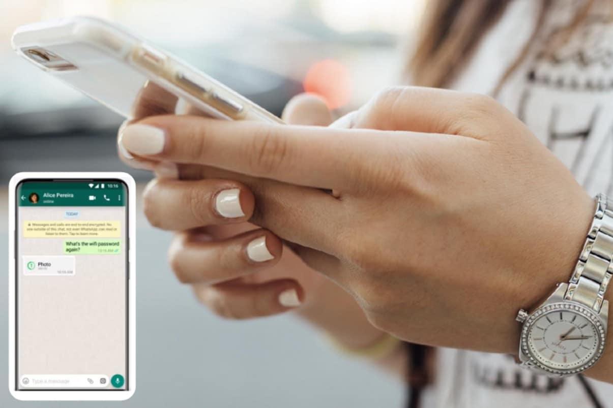 Vea cómo podrá enviar fotos que se 'autodestruyen' al ser vistas en WhatsApp
