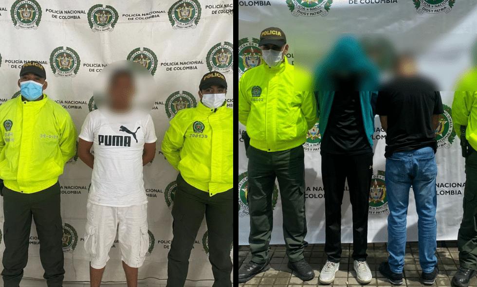 Capturan a tres sujetos más por crimen del policía en sector Paso del Comercio
