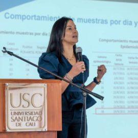 """""""Existe un alto riesgo de vivir un cuarto pico"""": secretaria Miyerlandi Torres"""