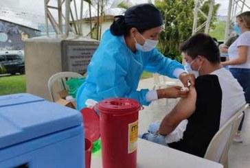 Llegan nuevas 90.000 dosis de vacunas al Valle del Cauca