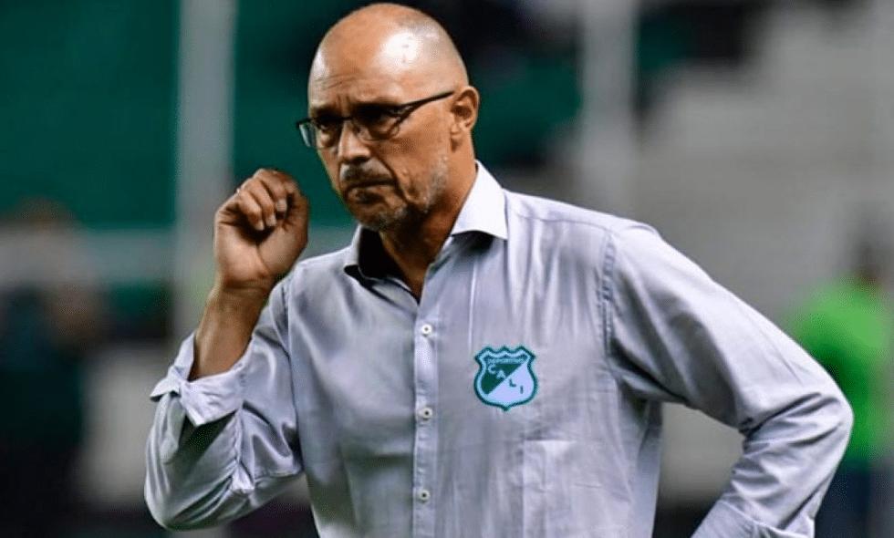 Alfredo Arias se despide del Deportivo Cali