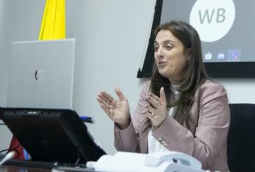 Karen Abudinen, a pocas horas de renunciar tras escándalo de corrupción