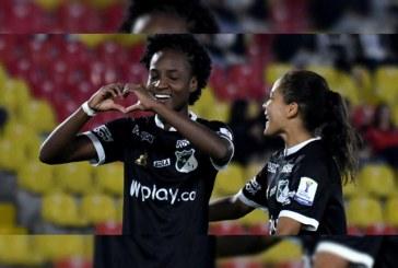 Deportivo Cali goleó a Santa Fe y acaricia el título de la Liga Femenina de Fútbol