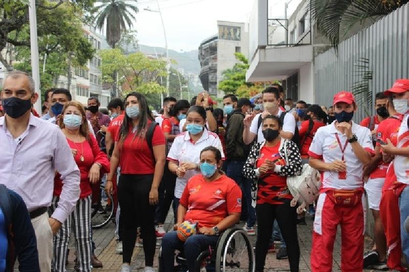 Tras diálogos con la Gobernadora se logró levantamiento de bloqueo en Indervalle