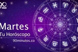 Horóscopo para hoy martes 21 de septiembre de 2021