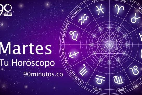 Horóscopo para hoy martes 14 de septiembre de 2021