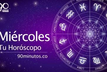 Horóscopo para hoy miércoles 8 de septiembre de 2021