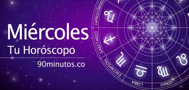 Horóscopo para hoy miércoles 22 de septiembre de 2021