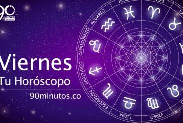 Horóscopo para hoy viernes 10 de septiembre de 2021