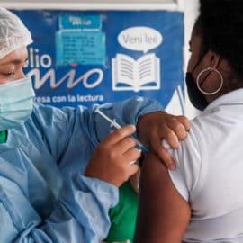 Ahora los usuarios del Mío podrán vacunarse mientras usan el masivo