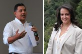 "Ospina dice que a la senadora Cabal ""no le gusta sino incendiar el país"""