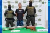 A la cárcel hombre por portar una escopeta sin permiso legal