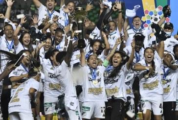 ¡Campeonas desde Bogotá! Deportivo Cali femenino bordó su primera estrella