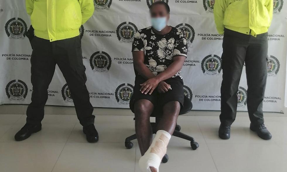 A la cárcel alias 'Niche', uno de los delincuentes más buscados en el norte del Valle