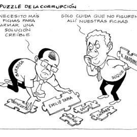 El Puzzle de la Corrupción