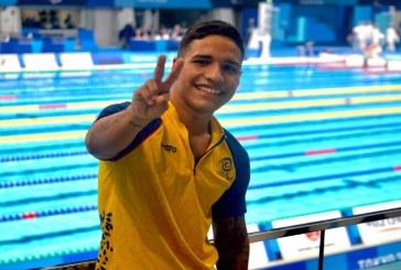 Carlos Daniel Serrano, ganó oro y tiene récord paralímpico en Tokio