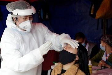 Cuarto pico de la pandemia en Colombia será a finales de octubre