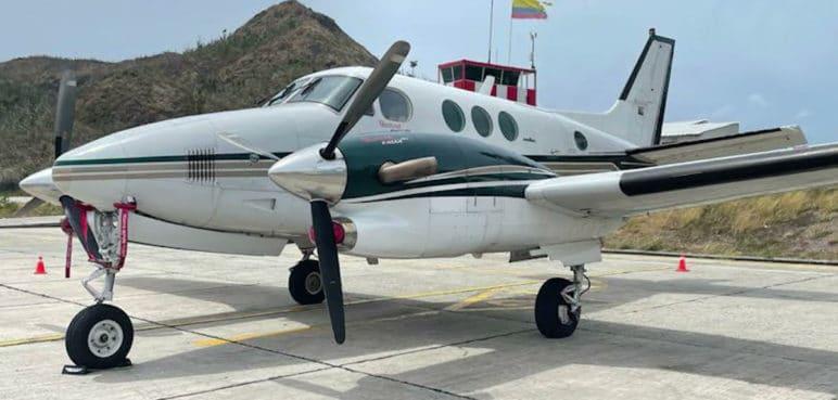 Colombia extraditará a Estados Unidos a tres vinculados con narcoavioneta