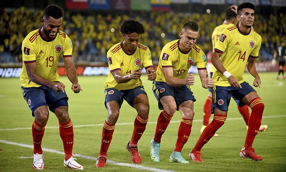 Colombia ganó bien ante Chile, pero le siguen faltando goles