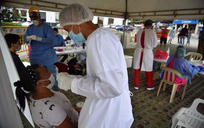 Colombia suma 26 muertes por covid-19, la cifra más baja desde mayo de 2020