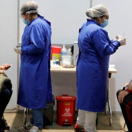 Colombia supera la barrera de los 40 millones de vacunas covid aplicadas