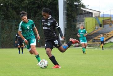 El Deportivo Cali femenino ganó la semifinal de ida y está a un paso de la final
