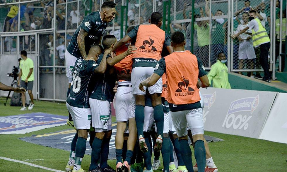 Deportivo Cali se quedó con el clásico de Copa y el pase a semifinales