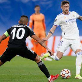 Dos vallunos, protagonistas en el triunfo del Sheriff moldavo al Real Madrid