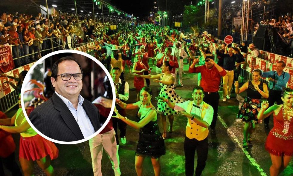 """""""El mejor negocio que tiene Cali se llama Feria de Cali"""": director de Corfecali"""