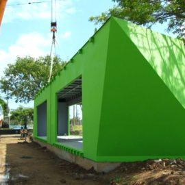 Así son las nuevas estaciones modulares de la troncal oriental del Mío