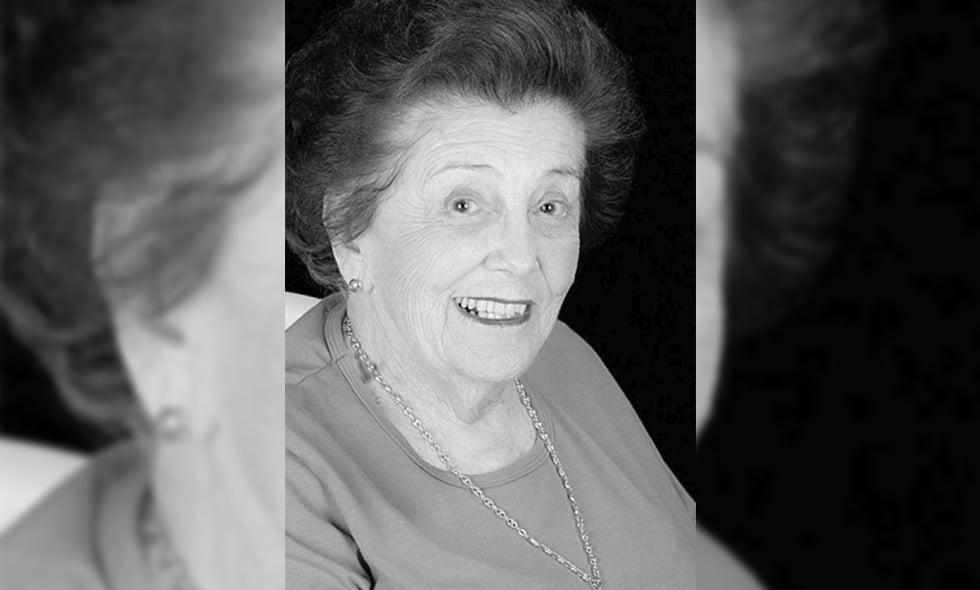 Falleció a los 95 años Cecilia Faciolince, madre del escritor Héctor Abad