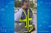 Denuncia ciudadana por comportamiento de agente