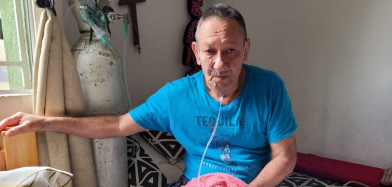 """No soporto mi vida de esta manera"": Coomeva impugnó eutanasia de Víctor Escobar"
