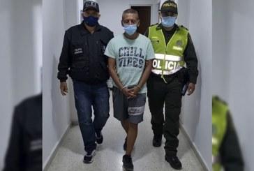 Acusado de robo de camioneta en Bellavista tenía una condena por hurto