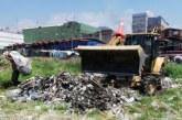 Inicia campaña de limpieza de escombros y residuos en El Calvario en Cali