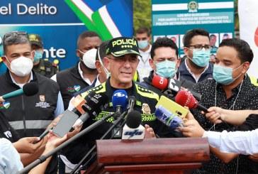 """La seguridad """"no es un problema solamente de la Policía"""": general Vargas"""